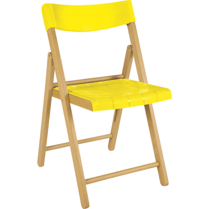 Cadeira de Madeira Potenza