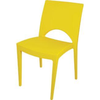 Cadeira CasaBella amarela