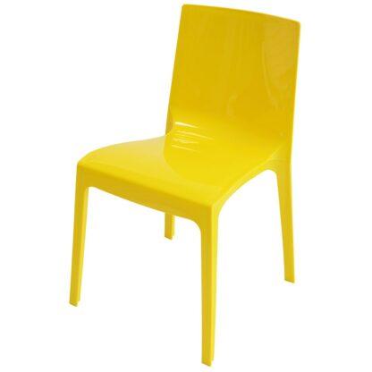 Cadeira Tauros Amarela