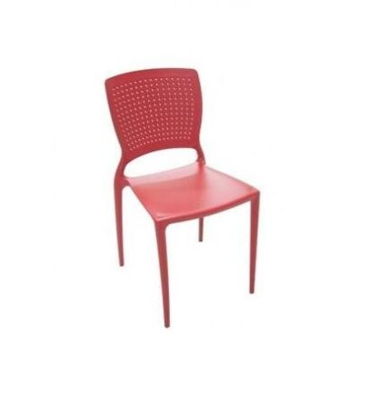 Cadeira Tramontina Safira Vermelha