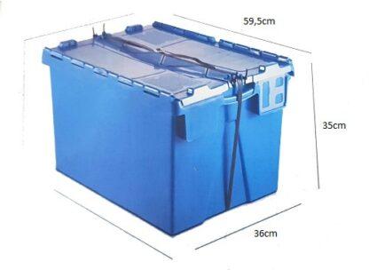 Caixas industriais - Flat box