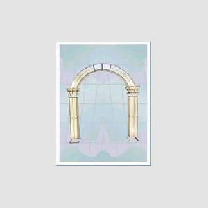Arco Iluminado Polietileno