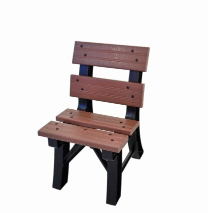Cadeira de Madeira Plástica Itaúba