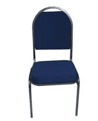 Cadeira Tubular Bella Cinza