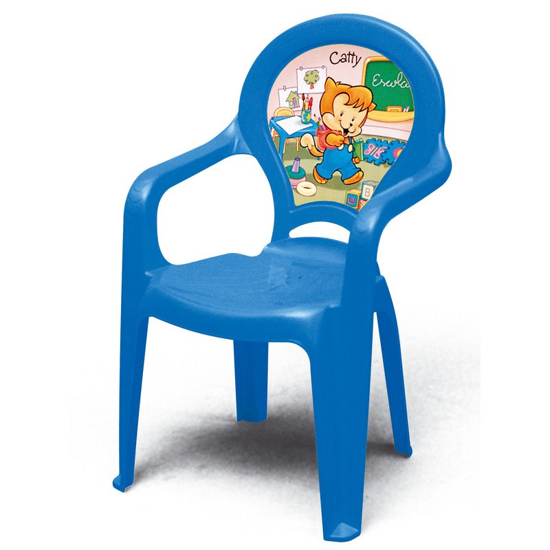 Cadeira de plástico Infantil Tramontina