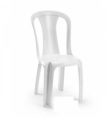 Cadeira de Plastico Plastex Branca