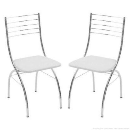 Cadeira Cromada Londrina