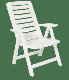 Cadeira de Plástico Dobrável Tomar