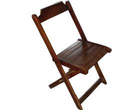 Cadeira de Madeira Dobrável Bohemia