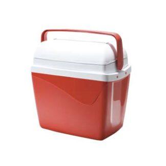 Caixa Térmica 32 Litros Vermelha