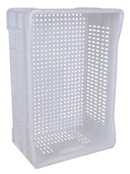 Caixa Plástica para Frango Vazada