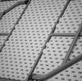 Mesa de Plástico Dobrável 240cm