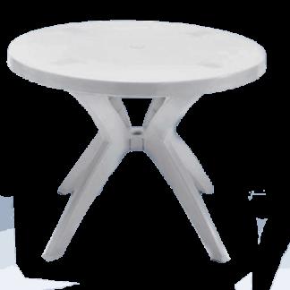 Mesa de Plástico Desmontável Rubi