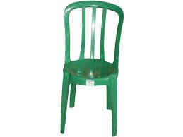 Cadeira de Plastico Goyana Verde